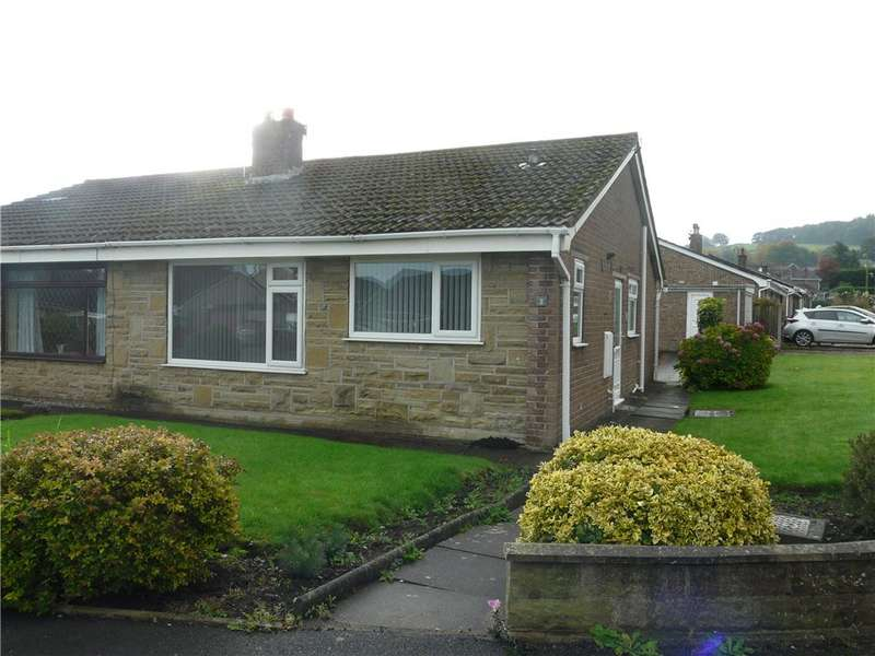 2 Bedrooms Semi Detached Bungalow for rent in Wilson Avenue, Steeton, Keighley