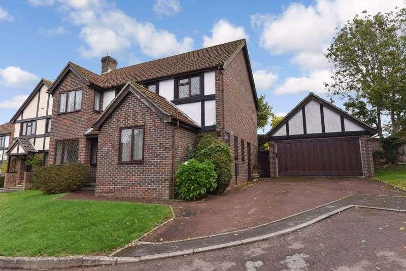 4 Bedrooms Property for sale in Oaks Coppice, Horndean