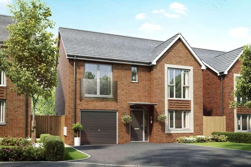 4 Bedrooms Semi Detached House for sale in Weogoran Park, Worcester