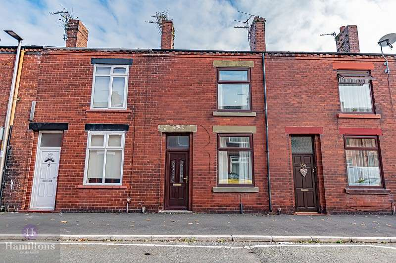 2 Bedrooms Terraced House for sale in Glebe Street, Leigh, Greater Manchester. WN7 1RJ