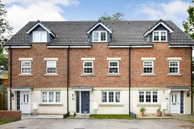 4 Bedrooms Terraced House for sale in Westfield Gardens, Malpas, newport