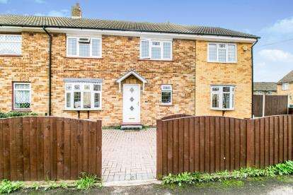 4 Bedrooms End Of Terrace House for sale in Tilbury, Thurrock, Essex