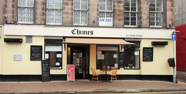 Property for sale in High Street, Forres
