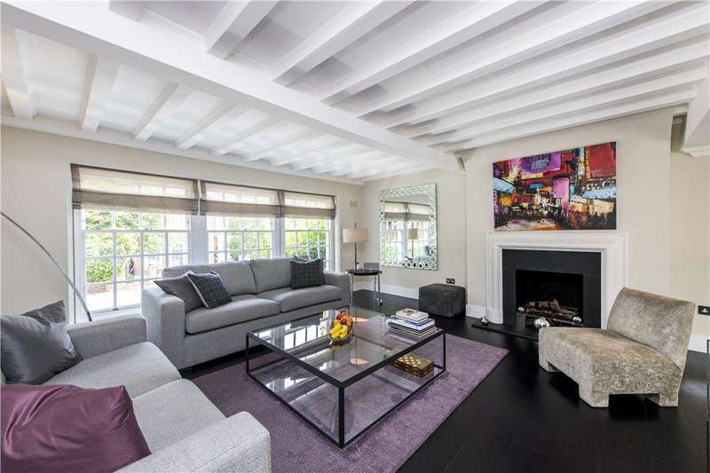 2 Bedrooms Flat for sale in Frognal, Hampstead Village, NW3