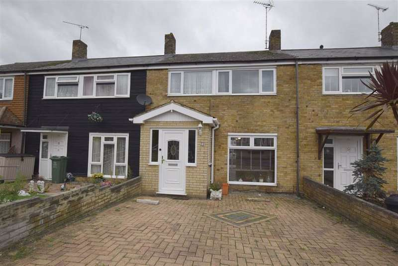 3 Bedrooms Terraced House for sale in Osborne Road, Basildon, Essex
