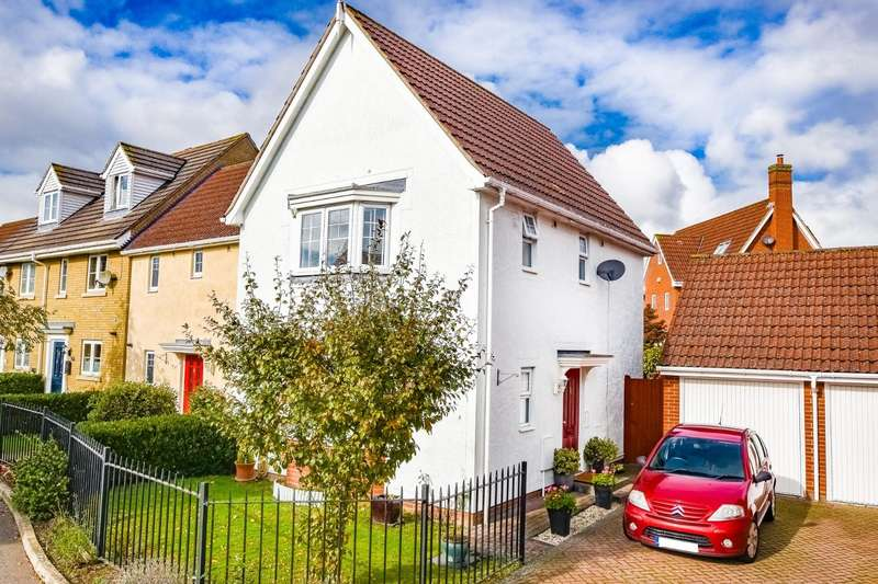 3 Bedrooms End Of Terrace House for sale in Acacia Drive, Dunmow