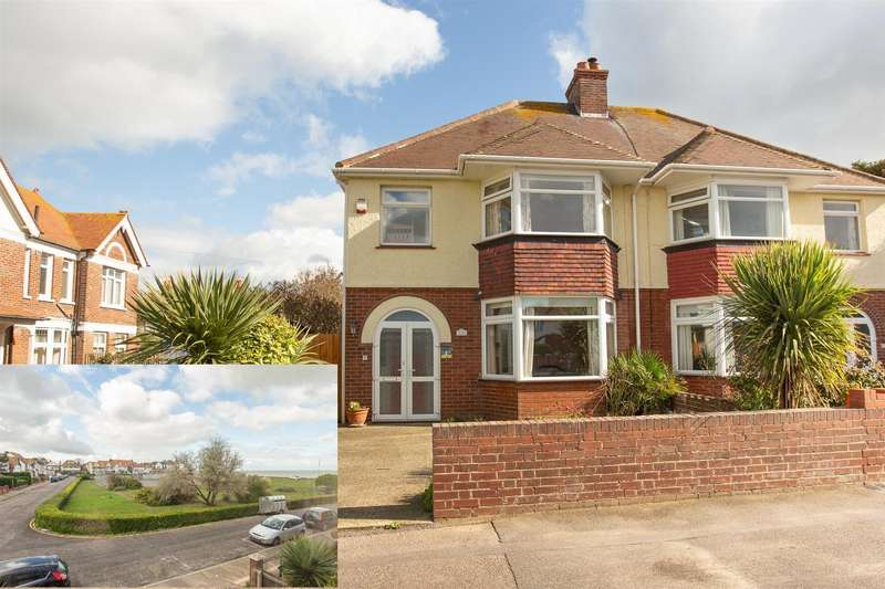 3 Bedrooms Semi Detached House for sale in Westcliff Gardens, Westbrook