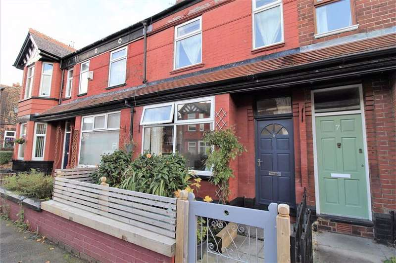 3 Bedrooms Terraced House for sale in Fairbourne Road, Manchester