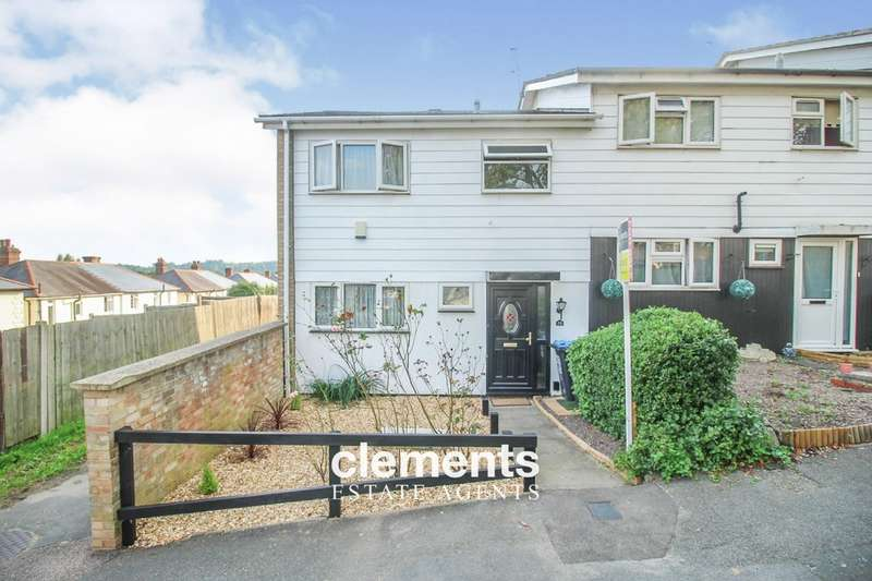 3 Bedrooms End Of Terrace House for sale in Sempill Road, HP3