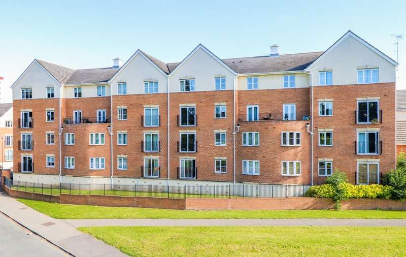 2 Bedrooms Flat for sale in Mayfair Court, Thornes, Wakefield