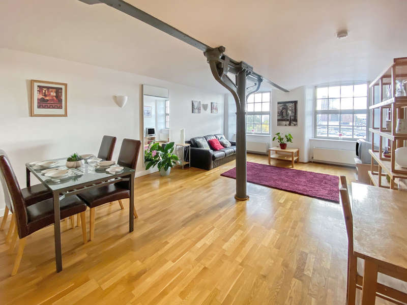2 Bedrooms Flat for sale in Royal Mills, Cotton Street, Ancoats
