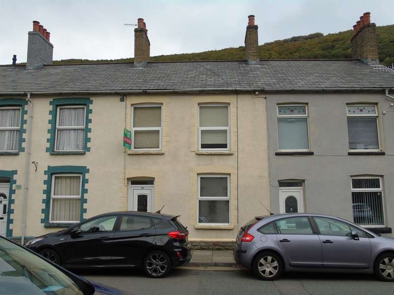3 Bedrooms Terraced House for sale in Marine Street, Cwm, Ebbw Vale