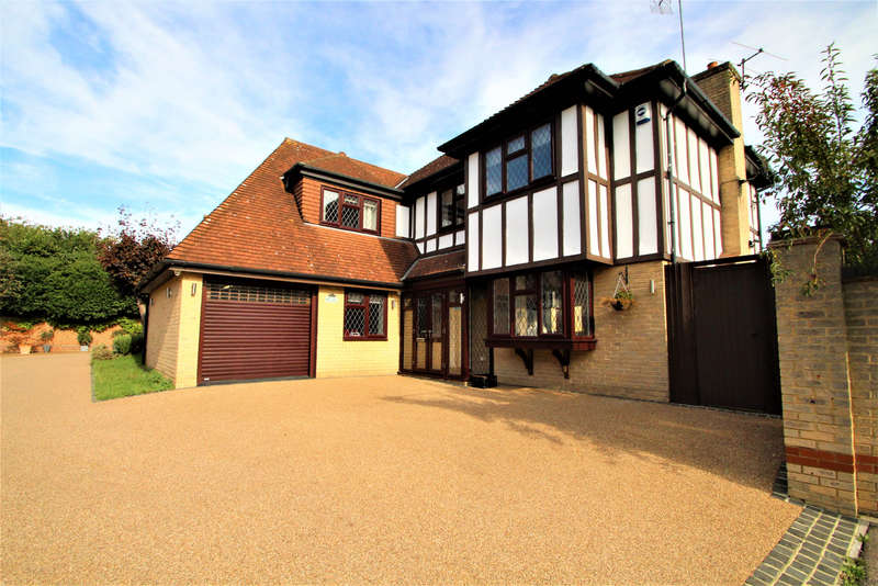 5 Bedrooms Detached House for sale in The Lindens, Loughton