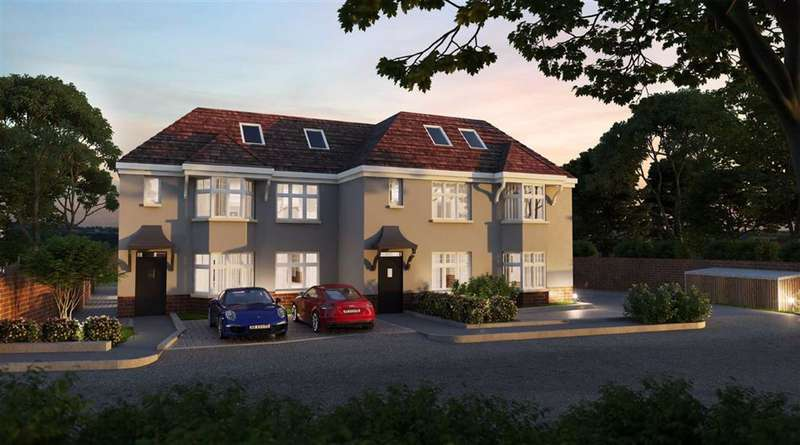 2 Bedrooms Property for sale in Tolmers Gardens, Cuffley, Hertfordshire