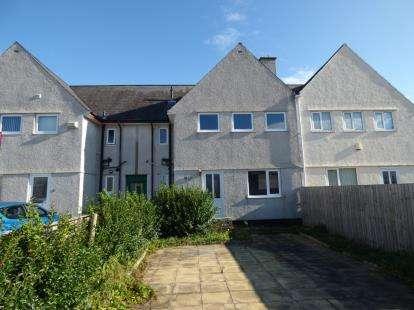3 Bedrooms Terraced House for sale in Ffordd Feurig, Holyhead, Sir Ynys Mon, LL65