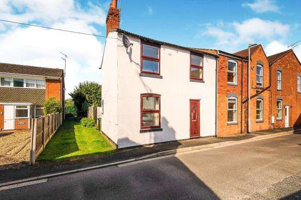 2 Bedrooms End Of Terrace House for sale in Maund Street, Worcester