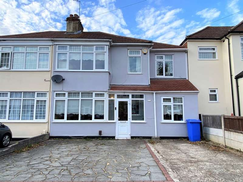 3 Bedrooms Semi Detached House for sale in Primrose Glen, Hornchurch