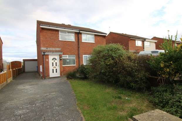 2 Bedrooms Semi Detached House for sale in Duddon Avenue, Fleetwood, FY7
