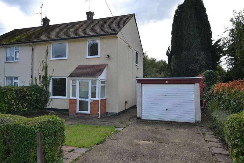 3 Bedrooms Semi Detached House for sale in Savile Crescent, Bordon, Hampshire, GU35