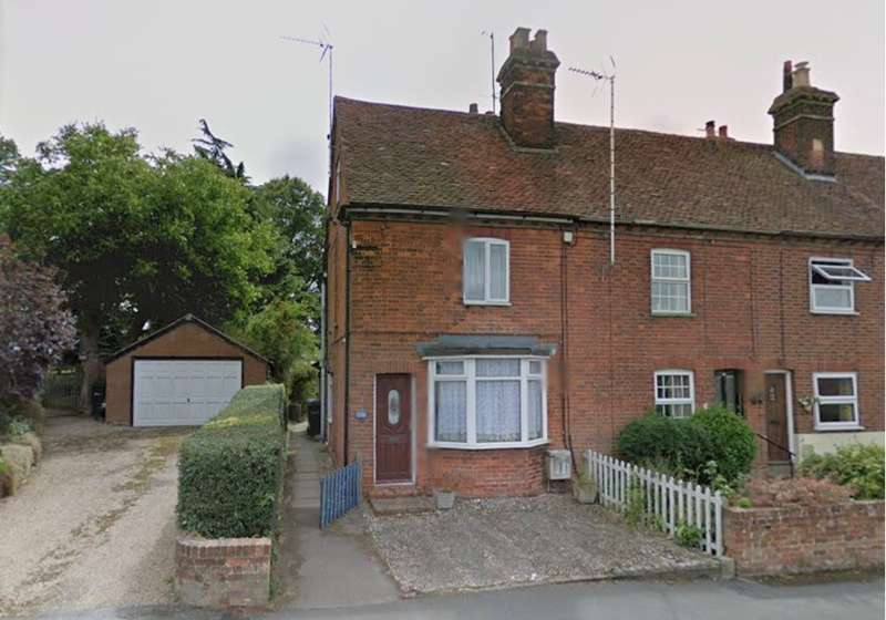 3 Bedrooms End Of Terrace House for sale in Church Street, Braintree, Essex, CM7 5LA