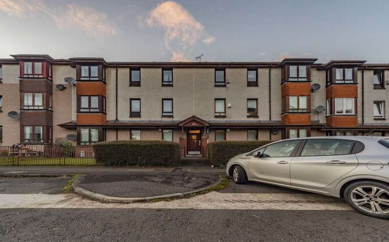 3 Bedrooms Flat for sale in Elmvale Row, Springburn