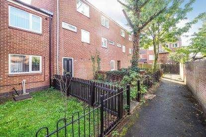 3 Bedrooms Terraced House for sale in Randal Gardens, Nottingham, Nottinghamshire