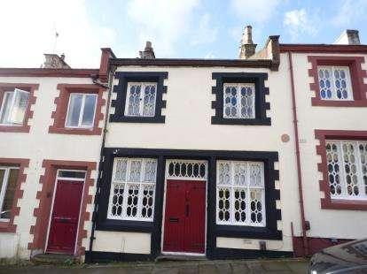 3 Bedrooms Terraced House for sale in Gawthorpe Street, Padiham, Burnley, Lancashire