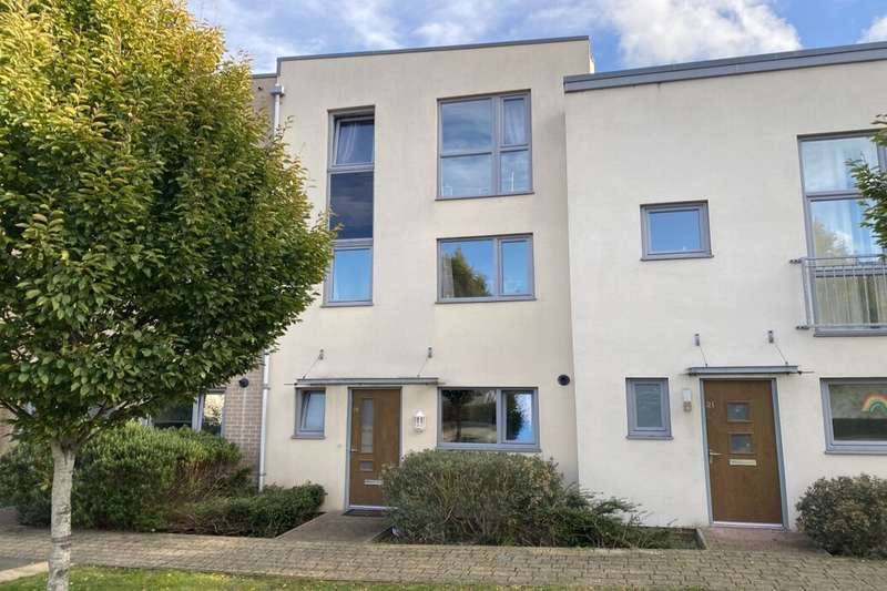 4 Bedrooms Terraced House for sale in Shiers Avenue, Dartford, DA1