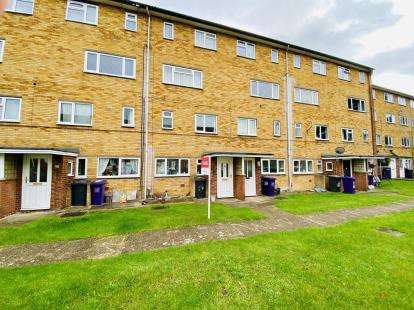 2 Bedrooms Maisonette Flat for sale in Shepherds Mead, Hitchin, Herts, England
