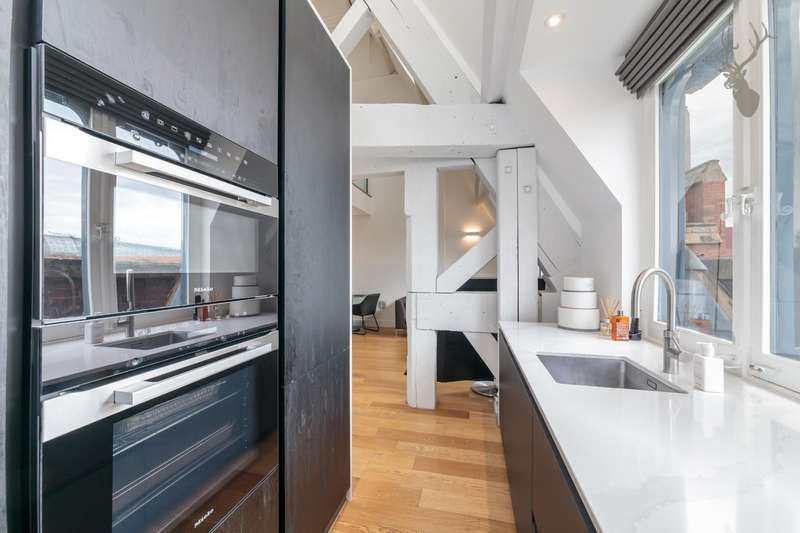 2 Bedrooms Apartment Flat for sale in St. Pancras Chambers, Kings Cross, London