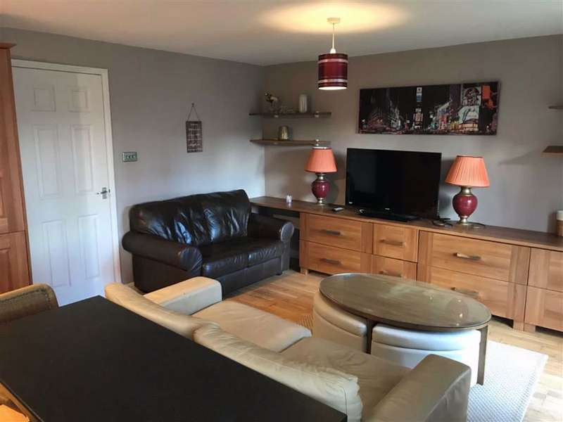 2 Bedrooms Apartment Flat for sale in Angora Drive, Trinity Riverside