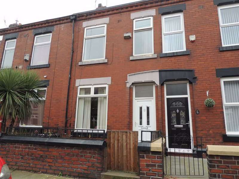 2 Bedrooms Terraced House for sale in York Road, Denton, Manchester