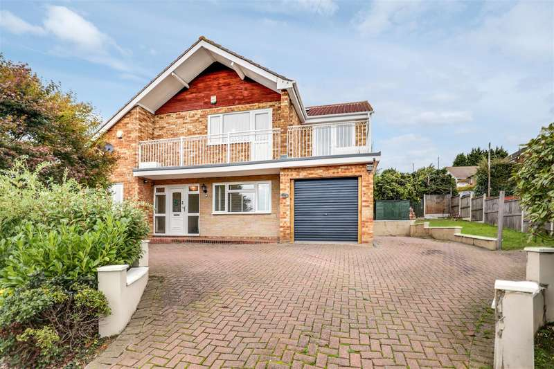 4 Bedrooms Detached House for sale in The Glen, Minster On Sea, Sheerness