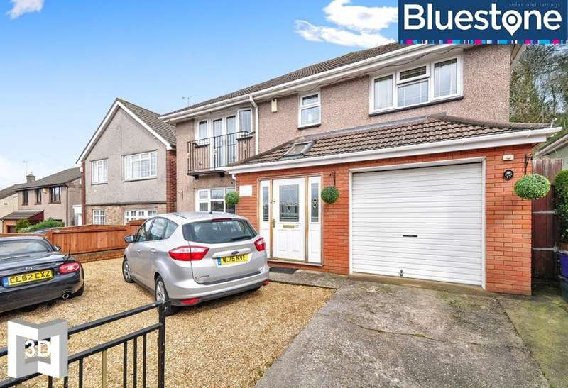 4 Bedrooms Detached House for sale in Dunstable Road, Newport