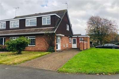 4 Bedrooms Semi Detached House for rent in Makepeace Avenue, Warwick