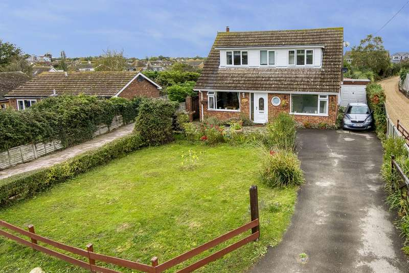 4 Bedrooms Detached House for sale in Rayham Road, Whitstable