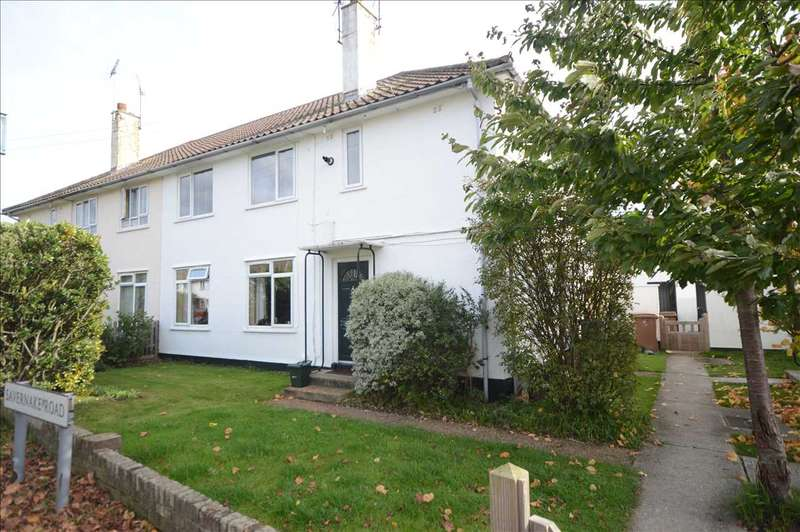 2 Bedrooms Maisonette Flat for sale in Savernake Road, Chelmsford