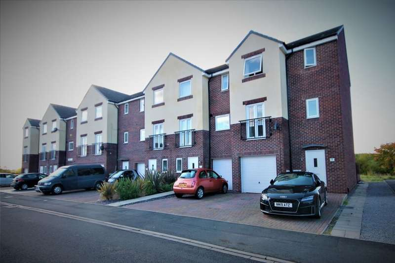 4 Bedrooms Terraced House for sale in Pottery Wharf, Thornaby, Stockton-On-Tees, TS17