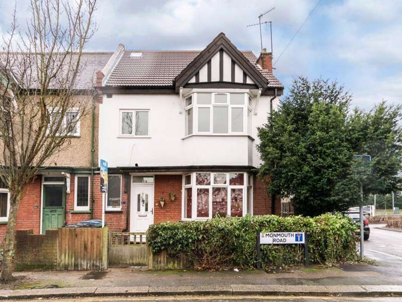 1 Bedroom Maisonette Flat for sale in Monmouth Road, Watford, Hertfordshire, WD17