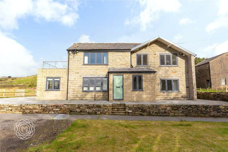 4 Bedrooms Parking Garage / Parking for sale in Gincroft Lane, Edenfield, Ramsbottom, Bury, BL0