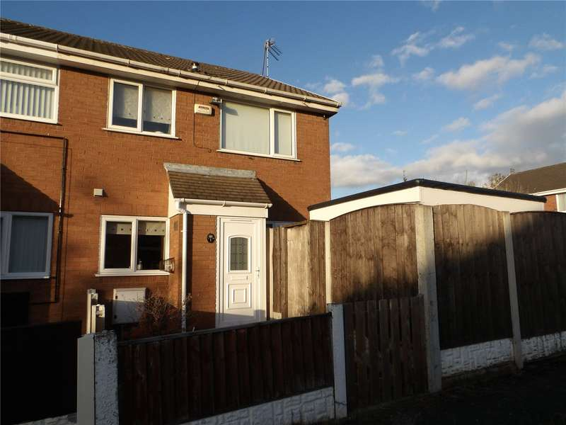 1 Bedroom Semi Detached House for sale in Mercer Drive, Liverpool, L4