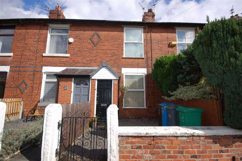 2 Bedrooms Terraced House for sale in Whitehall Road, Didsbury Village, Manchester, M20