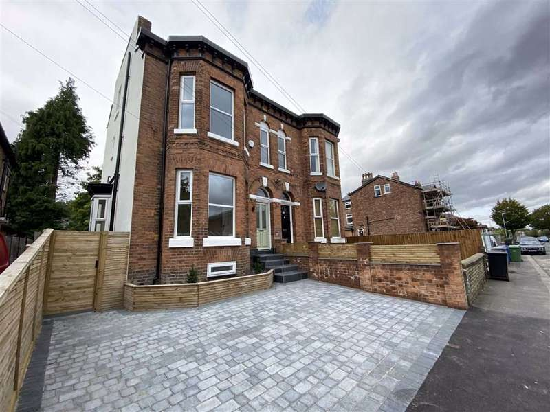 5 Bedrooms Semi Detached House for sale in Cromwell Road, Stretford