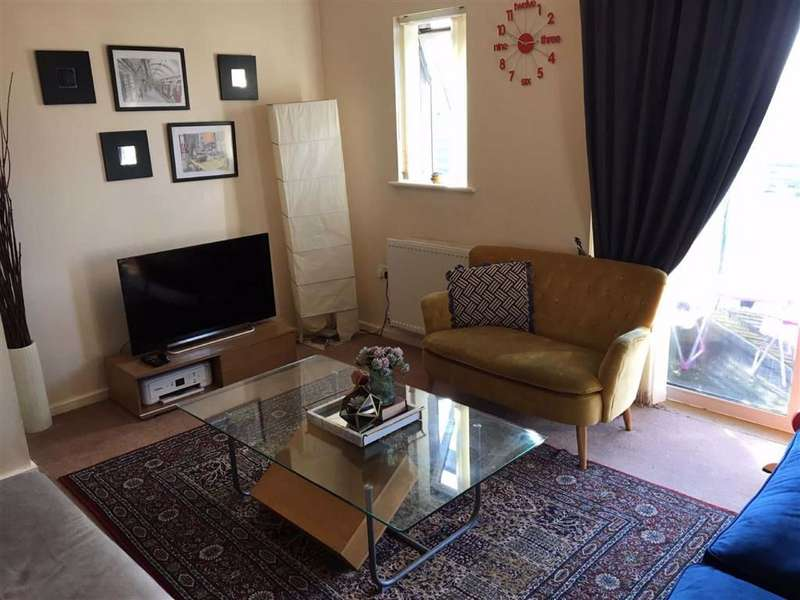 2 Bedrooms Flat for rent in The Cube, 2b The Waterfront, Sport City