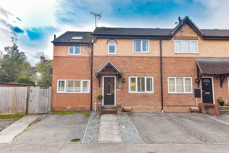4 Bedrooms End Of Terrace House for sale in Ash Grove, Dunmow, Essex