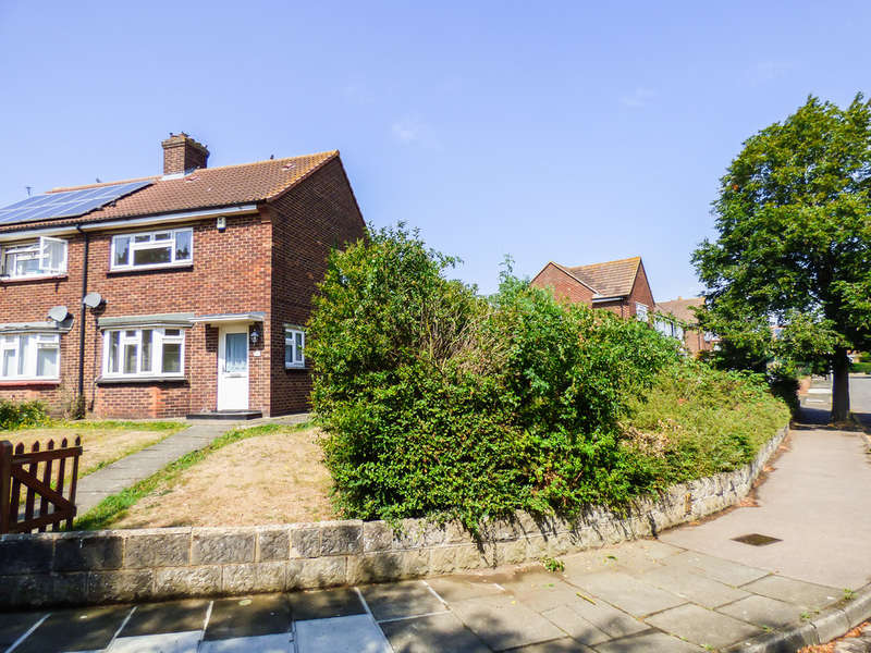 2 Bedrooms Semi Detached House for sale in Marks Square, Northfleet, Gravesend