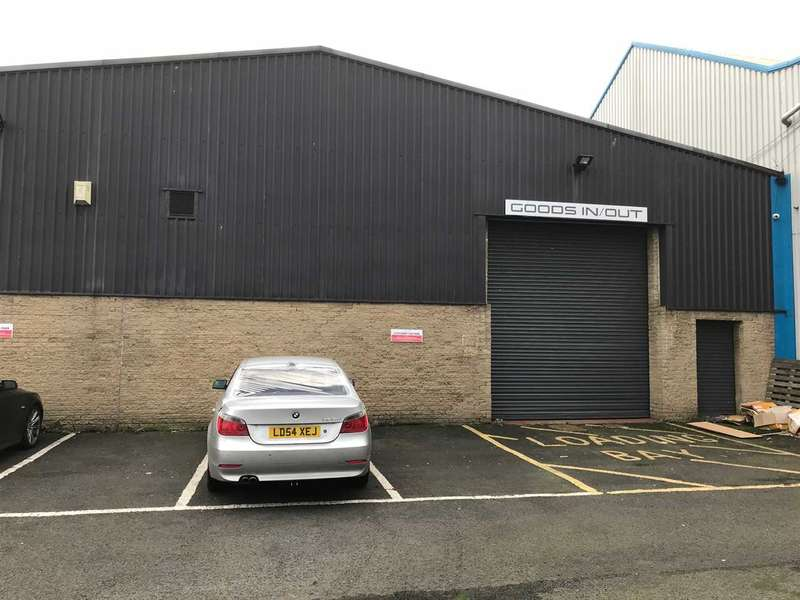 Warehouse Commercial for rent in Kingston Street, Glasgow