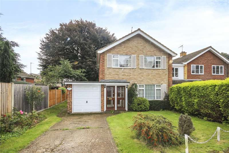 3 Bedrooms Semi Detached House for sale in Saberton Close, Redbourn, St Albans, Hertfordshire, AL3