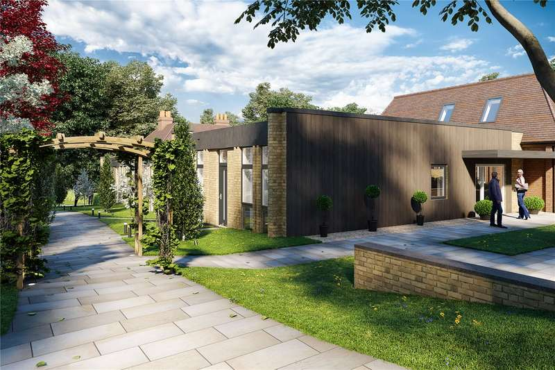 1 Bedroom Flat for sale in 28 Manor Gardens, New Ash Road, New Ash Green, Kent, DA3