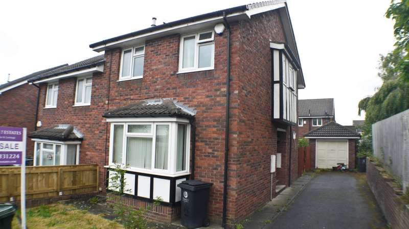 3 Bedrooms Semi Detached House for sale in Swalwell Close, Prudhoe, NE42